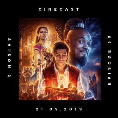 image S02E30 - Le Jeune Ahmed, John Wick 3 & Aladdin