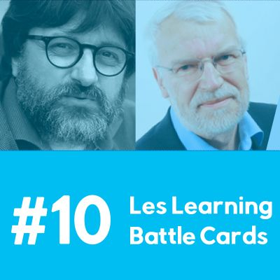 image Les Learning Battle Cards