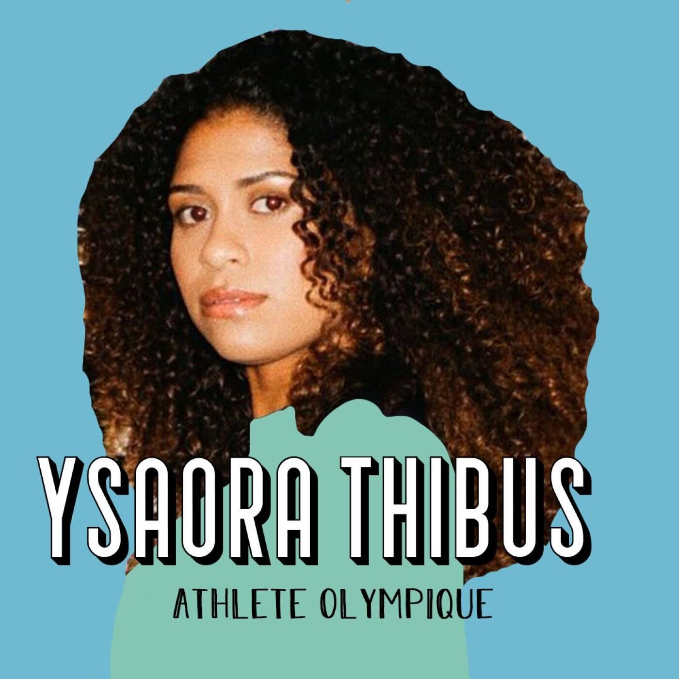 Ysaora Thibus, Championne du monde d'escrime - Ne pas prendre non comme une réponse