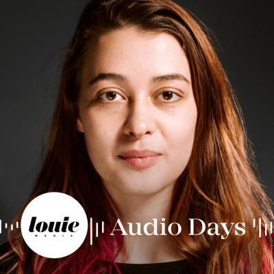 Les 4 éléments clés pour définir son identité sonore en podcast (Nathalie Hasson - Louie Media) cover