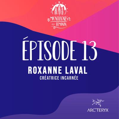 Roxanne Laval - Créatrice incarné cover