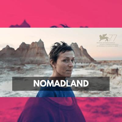 Nomadland (Venise 2020) cover
