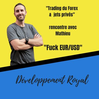 image Trading du forex et jets privés, rencontre avec mathieu du Forexgang