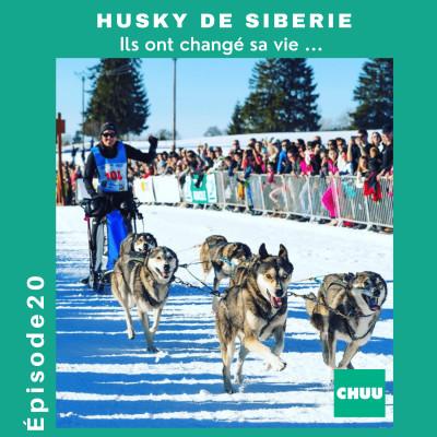 # 20 - HUSKY DE SIBERIE - Ils ont changé sa vie ... cover