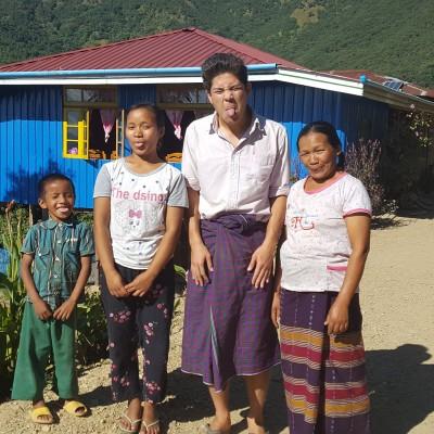 Xavier, Volontaire Bambou en Birmanie - 2020 cover