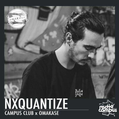 CAMPUS CLUB | NxQuantize cover