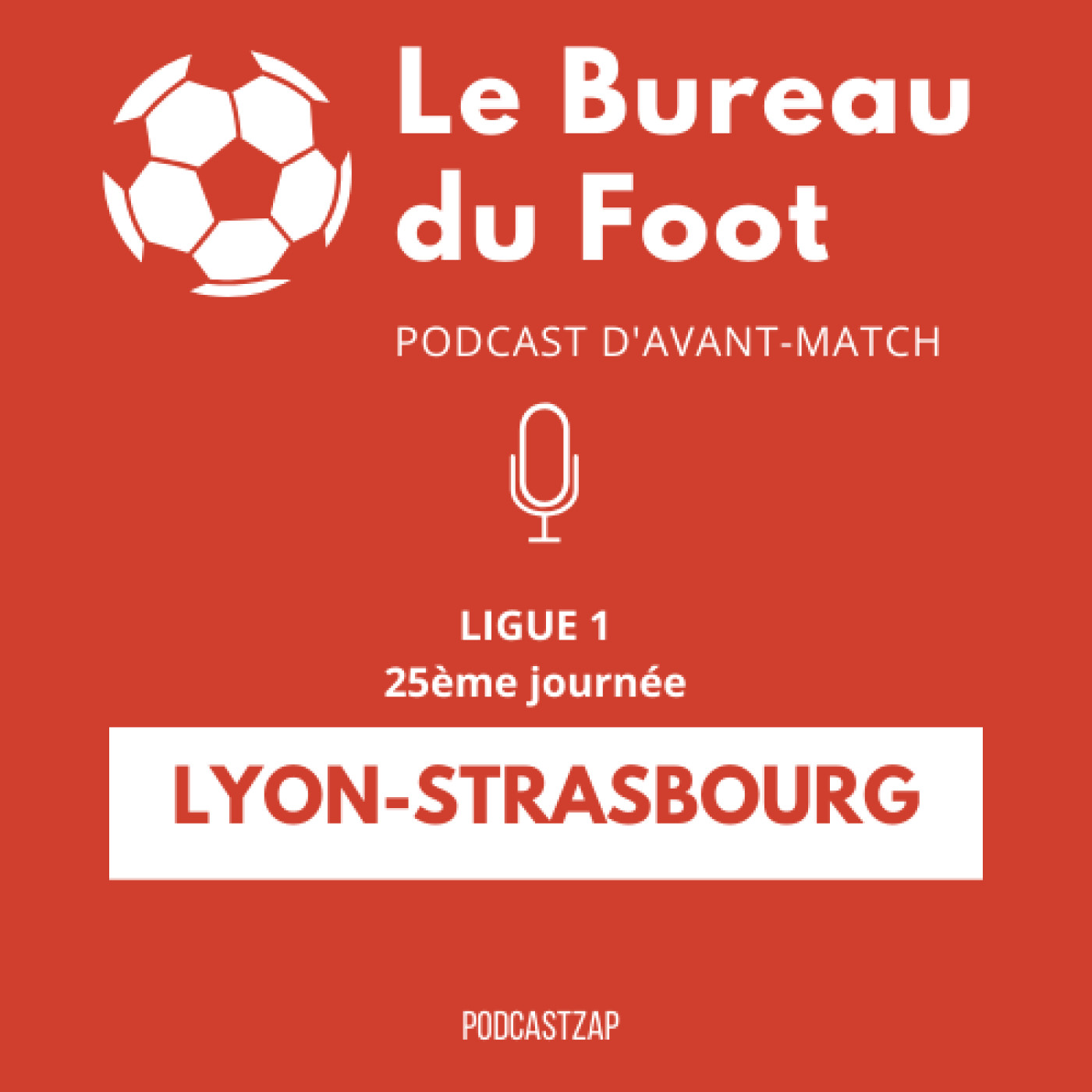 S1E04 - Ligue 1 - Journée 25 - Lyon-Strasbourg