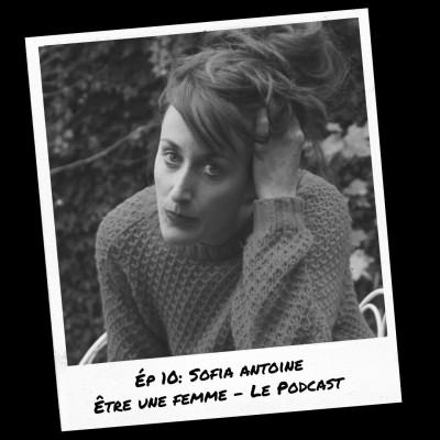E10: Sofia Antoine cover
