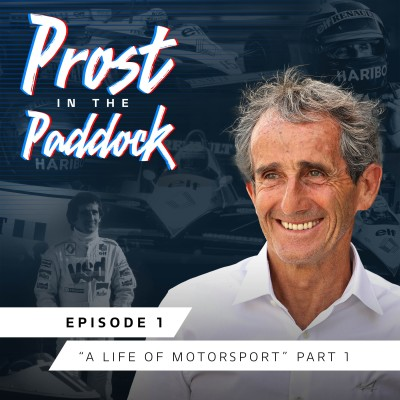 #1 – A life of motorsport (part 1) cover