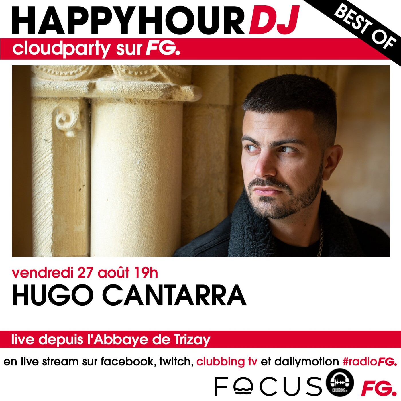 HAPPY HOUR DJ BEST OF : HUGO CANTARRA