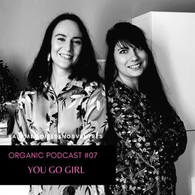 Episode #07 - You Go Girl cover
