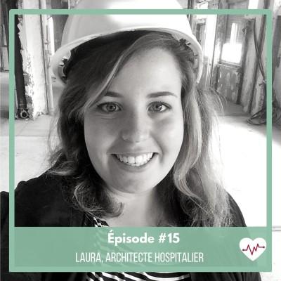 #15 : Laura, architecte hospitalier cover