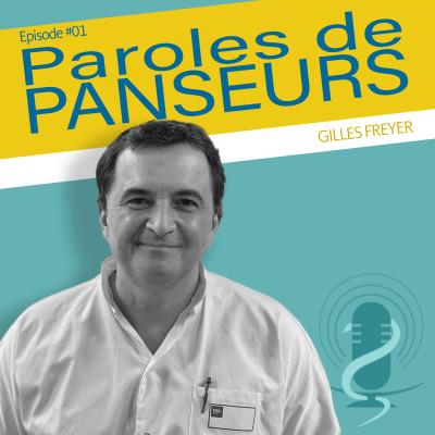 """Episode 1 - Gilles Freyer - """"L'exigence au service des patients et des étudiants"""" cover"""