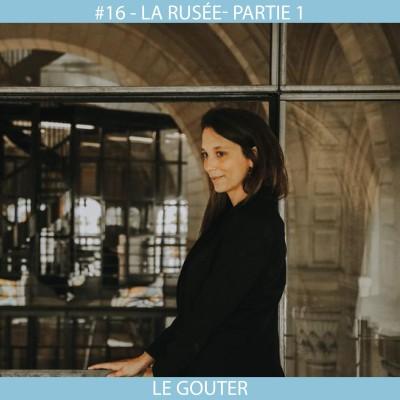 #16 - La Rusée Part 1 cover