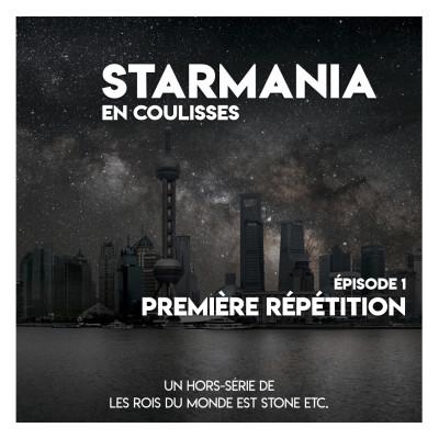image [Hors-série] Starmania en coulisses #1 : Première répétition