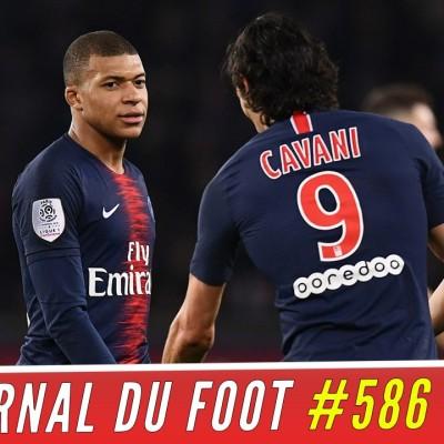 Le message très froid de Mbappé sur le retour de Cavani, la boulette de Neymar cover