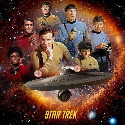 Edition spéciale Star Trek cover