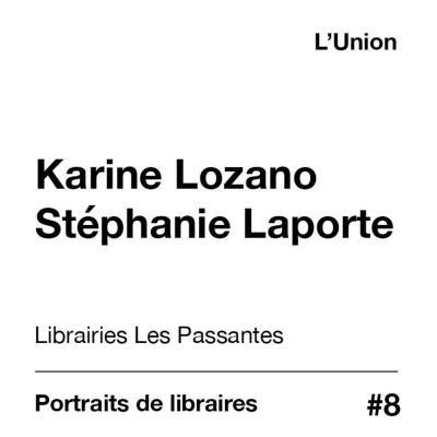 Portraits de libraires - Les Passantes cover