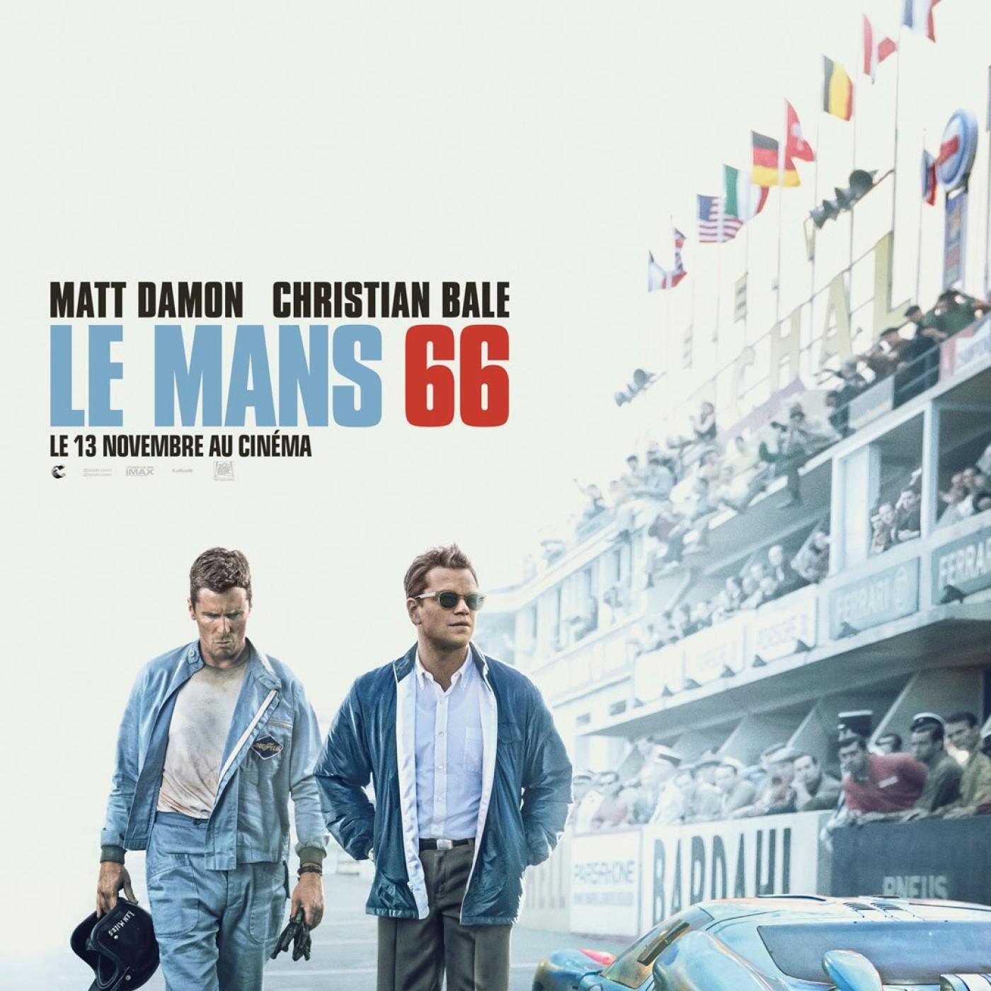 Critique du Film LE MANS 66