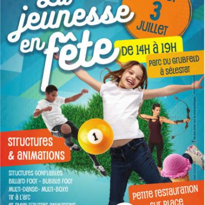 Sélestat : la jeunesse en fête ce samedi cover