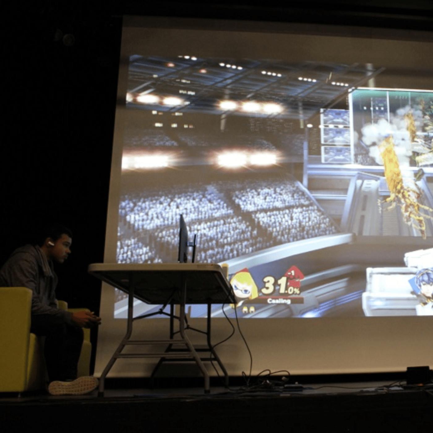 Des Racines et Déelle - Tournoi Smash Bros à l'Espace de Vasarely d'Antony (17/02/20)