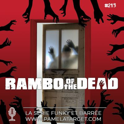 image PTS02E19 Rambo of the dead