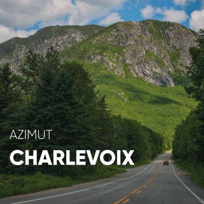 Charlevoix au Québec cover