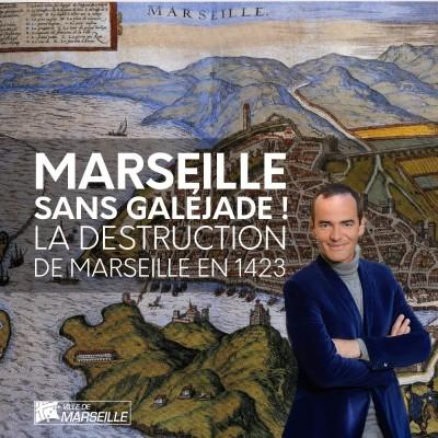 #5 - La destruction de Marseille en 1423 cover