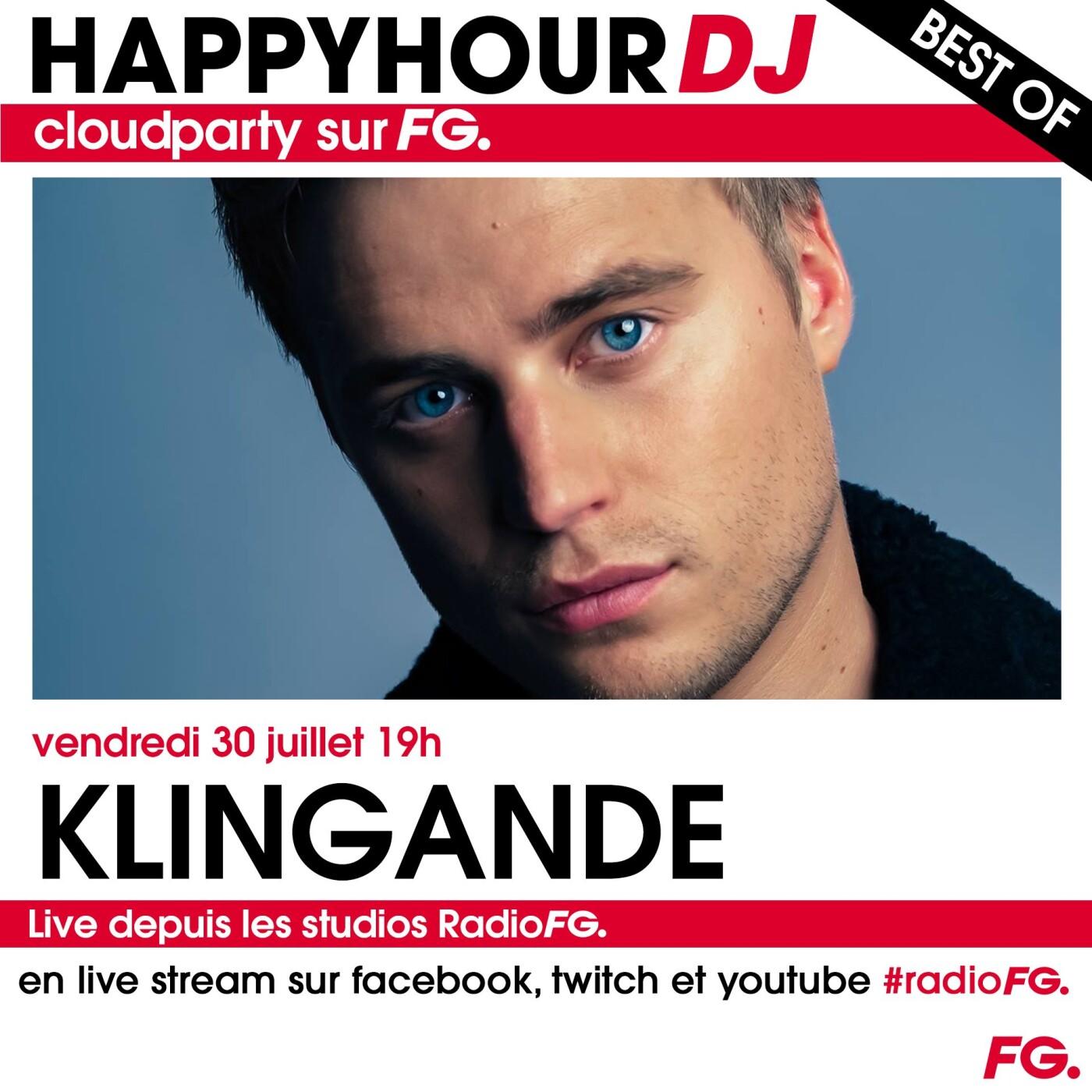HAPPY HOUR DJ BEST OF : KLINGANDE