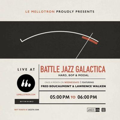 Battle Jazz Galactica cover