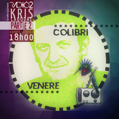 COLIBRI VENERE - KRIS CAOUDAL (2/2) cover