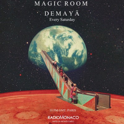 Demayä - Magic Room (18-09-21) cover