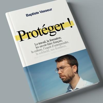Protéger ! - Livre audio cover