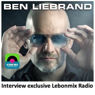 BEN LIEBRAND - ITW du 16 01 2021 cover