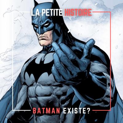 Batman a-t-il existé ? Batman existe-t-il ? De qui s'inspire Batman? cover