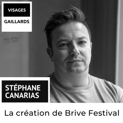 Stéphane Canarias - La création de Brive Festival cover