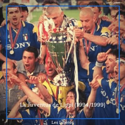 La Juventus de Lippi (1994/1999) cover