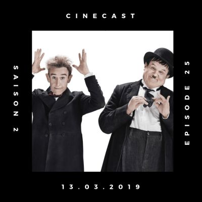 image S02E25 - Stan & Ollie, Triple Frontier & Leto