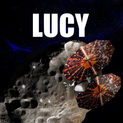 [LDDE] LUCY - Comprendre le système solaire à travers ses astéroïdes cover