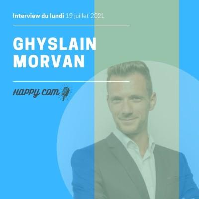 # Interview 09 : Ghyslain Morvan, un traiteur passionné et un business man engagé cover