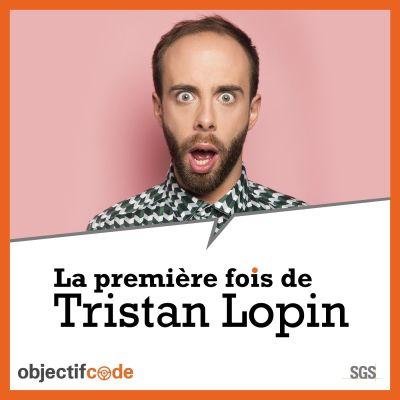 Tristan Lopin - 1ère fois qu'on m'a largué cover