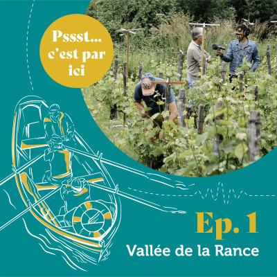 Ep. 01 - La vallée de la Rance cover