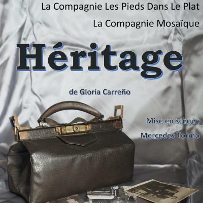 """Mercedes Tormo et Françoise Delile-Manière parlent de """"Héritage"""" cover"""