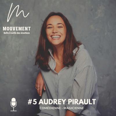 #5 Audrey Pirault - Pas besoin d'aller loin pour découvrir qui tu es cover
