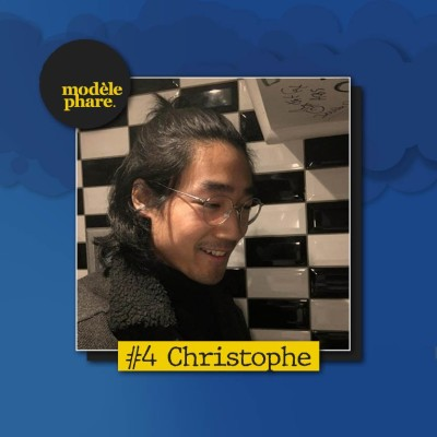 #4 Christophe cover