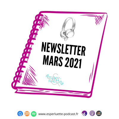 Esperluette - Newsletter mars 2021 cover