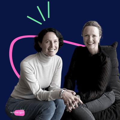 """#23 - Caro et Nath, deux soeurs entrepreneuses qui """"pimpent"""" les liens familiaux. cover"""