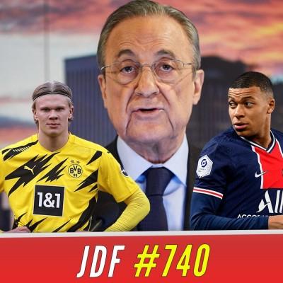 MBAPPÉ, HAALAND, RAMOS... le Real Madrid capitule sur les gros dossiers du mercato ! cover