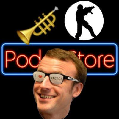 PodcaStore #20 - PodClashtore cover