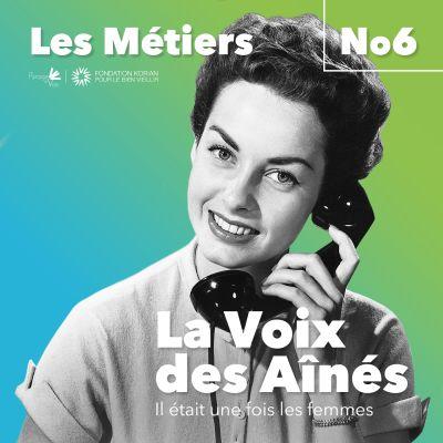 Episode 6 - Les Métiers cover